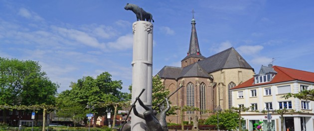 Standort BJWP in Geldern